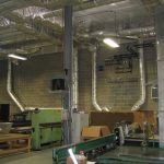 Office HVAC Zoning Ductwork