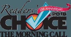 2018 Morning Call Readers' Choice Award