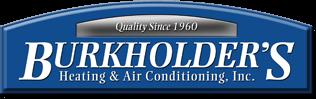 Burkholder's HVAC Logo