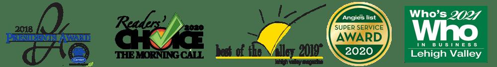 2021 Burkholder's HVAC Awards