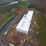 Bakerly Forks Twp Pennsylvania Aerial Photo