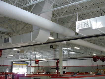 Lehigh Valley Honda >> Interior Ductwork & Design   Burholder's Heating & Air ...