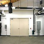 The Mechanical Room at the Hugh Moore Park Building
