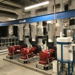 Chilled Water Pumps at Sharp Packaging