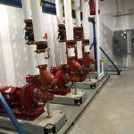 Sharp Packaging Hot Water Pumps