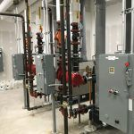Hydronic Boiler at Sharp Packaging Solutions