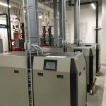 200 BTU Hydronic Boiler at Sharp Packaging Solutions