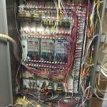 Before the removal of existing control system