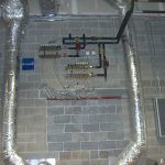 Infloor Manifolds and ATC System Control Panel