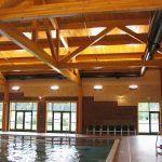 Pool Duct at Lake Naomi