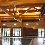 Lake Naomi Pool Duct