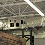 Interior Duct Installed at Orasure Technologies