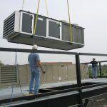 Specialized Surgery Setting Rooftop Unit
