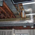 Victory Fire House Duct Work